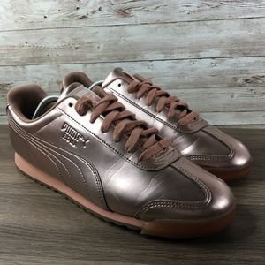 Puma Roma Ano Rose Gold Sneaker